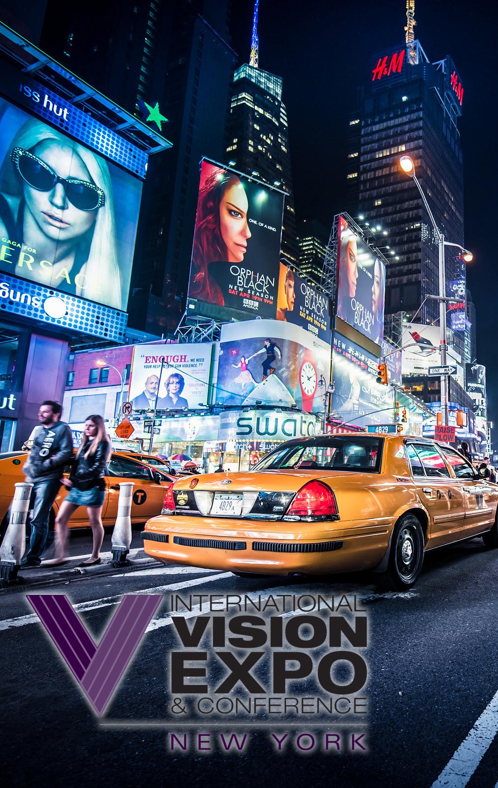 2016 Vision Expo in NY
