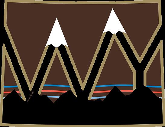 Wyoming 1830 Stick