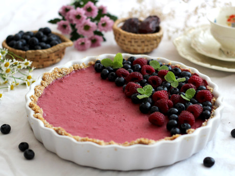 Berry Summer Tarte