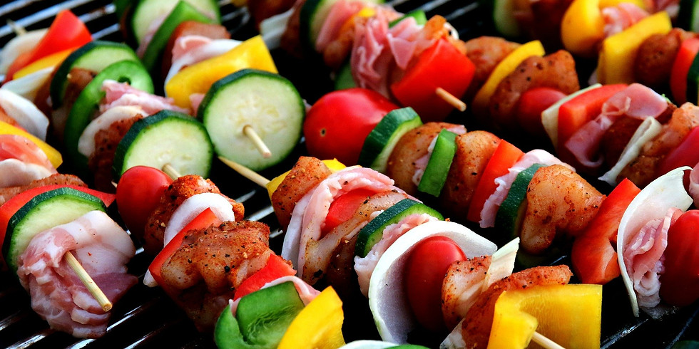 Healthy Meals on the Grill
