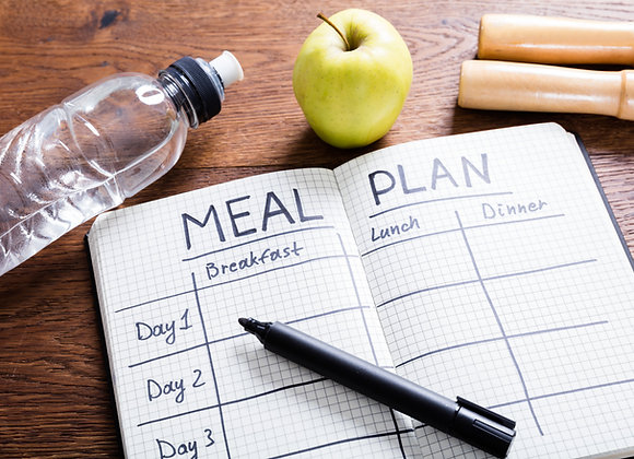 6 Week AIP (Autoimmune compliant) Meal Plan