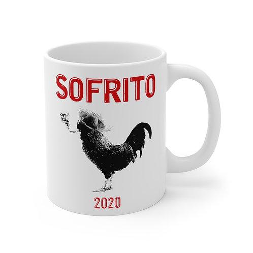SOFRITO 2020 Mug 11oz (WHITE)