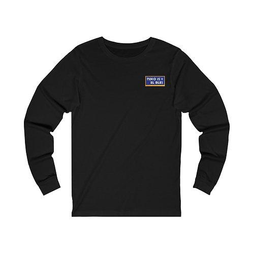 SOFRITO 2020 Rooster Long Sleeve Shirt (BLACK)