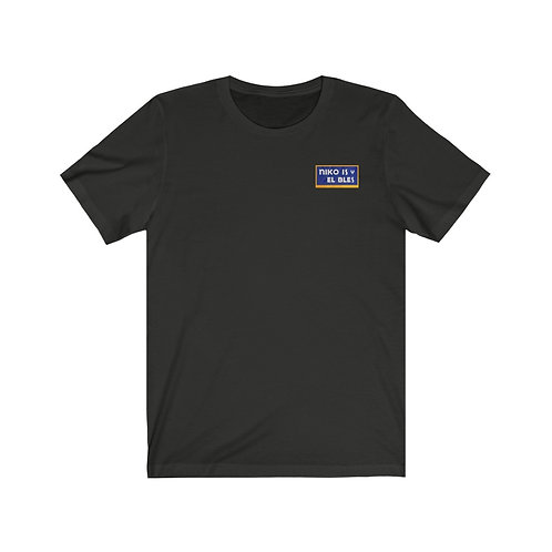 SOFRITO 2020 Nutrition Facts (Track List) Short Sleeve Shirt (BLACK)