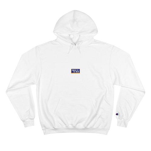 SOFRITO 2020 Champion Hoodie (WHITE)