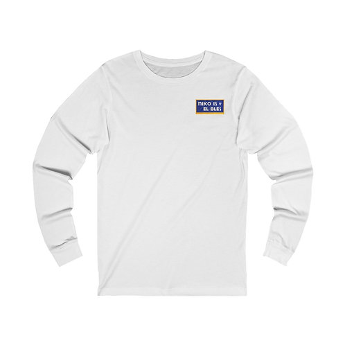 SOFRITO 2020 Rooster Long Sleeve Shirt (WHITE)