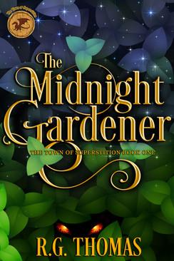 The Midnight Gardener for Amazon 1867-x-