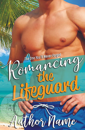 Romancing the Lifeguard eCover.jpg