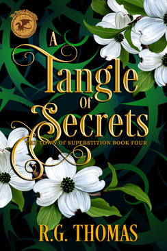 A Tangle of Secrets for Amazon 1867-x-28