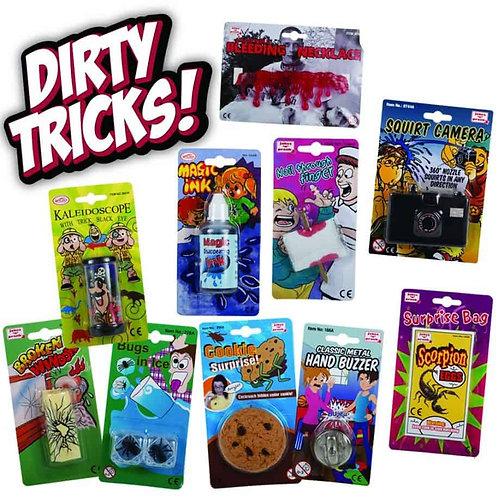 Dirty Tricks Showbag