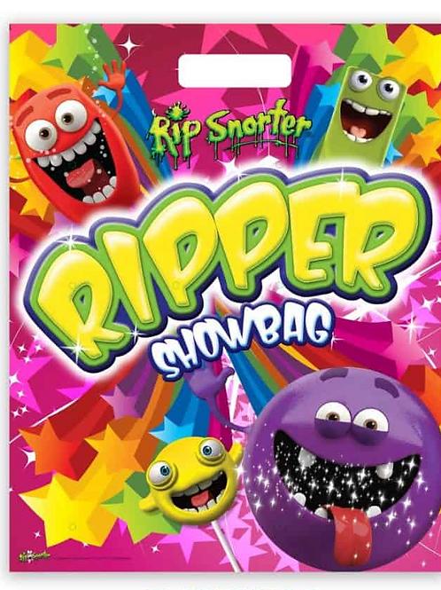 Rip Snorter Ripper Showbag