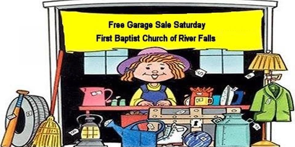 Free Garage Sale