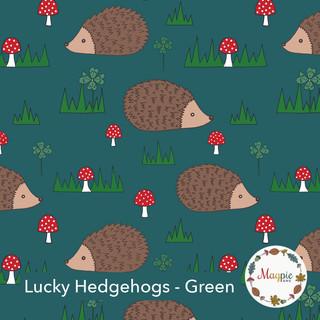Lucky Hedgehogs - Green.jpg