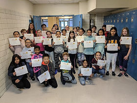 Reading Contest Winners