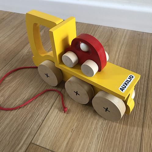 Camión de auxilio