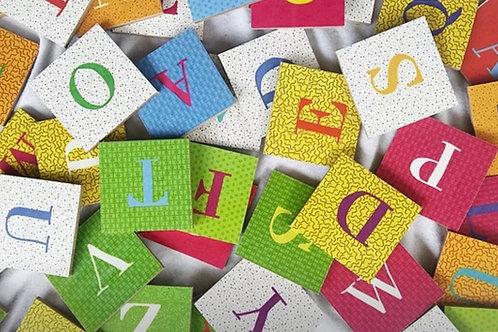 Letras con imán