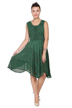Advance Apparels Acid Wash Dress