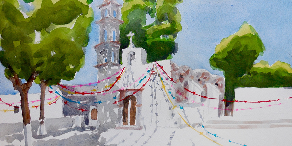 Opening Show:  Traveling the Backroads of San Miguel