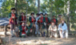 Conegochege Ranging Company Frontier Rangers