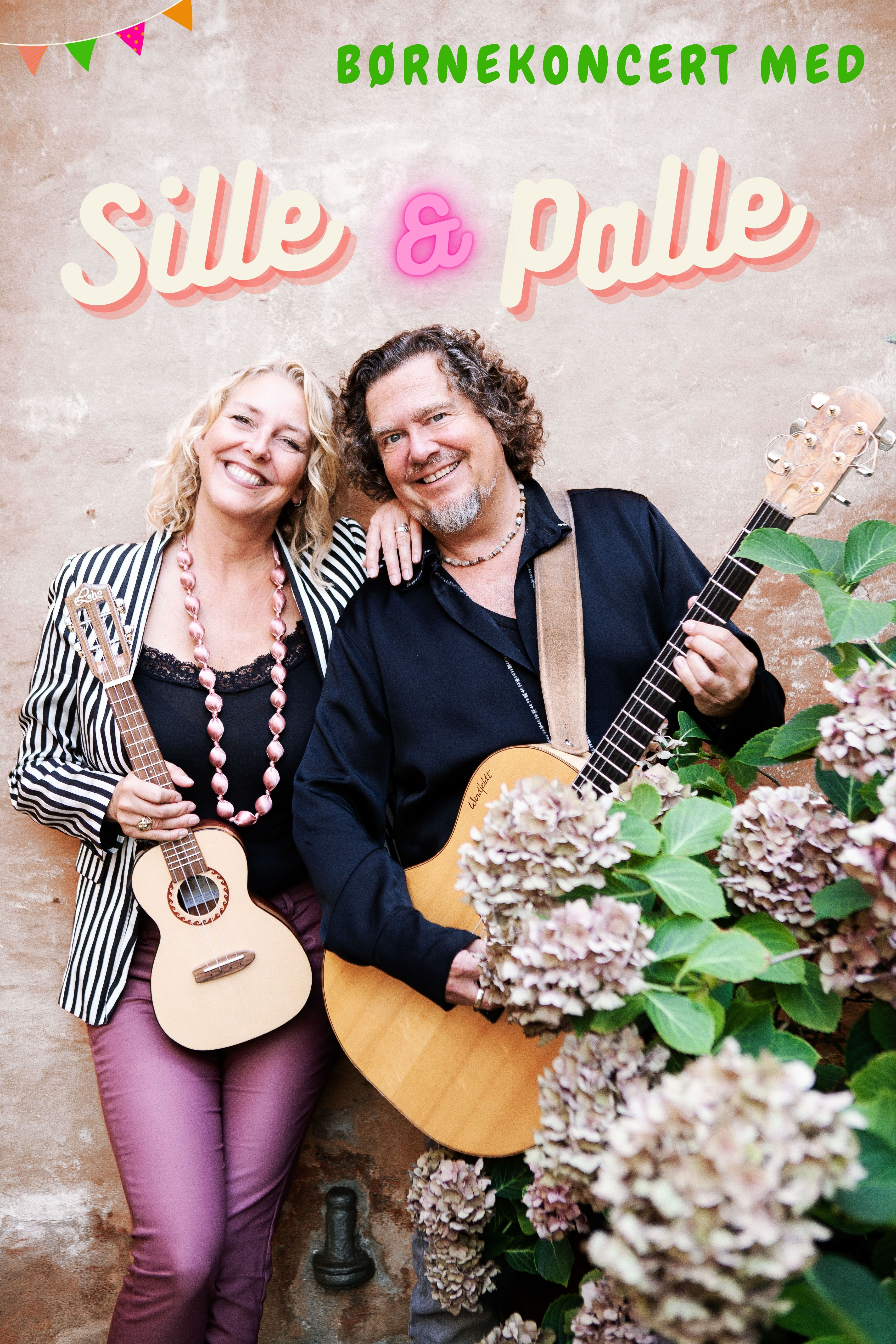 Sille & Palle Poster