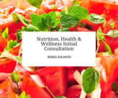 Nutrition, Health and Wellness