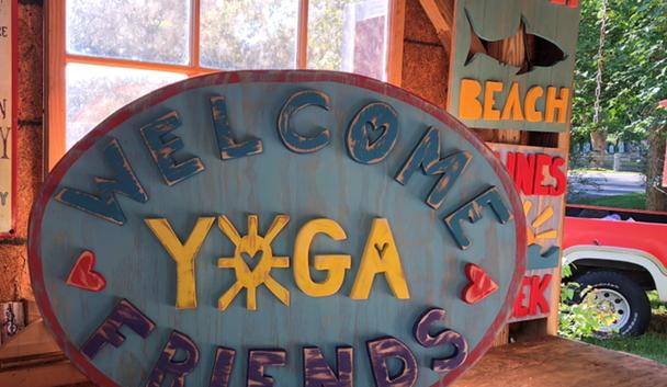 Weclome Yoga Friends
