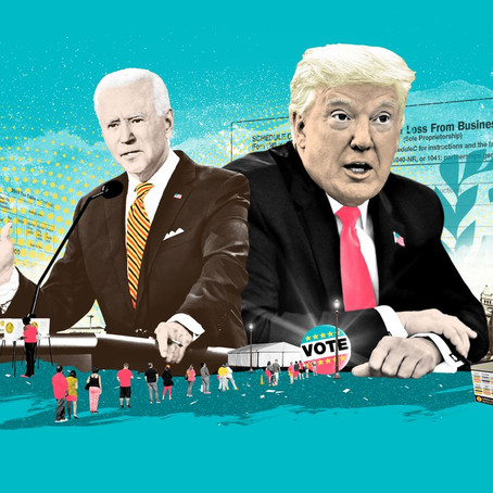 Trump Vs. Biden Tax Proposals