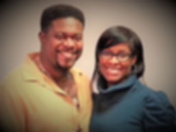 Pastors Christopher T. and April D. Hall