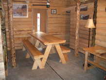 GuestCabinBunkhouseTable.JPG