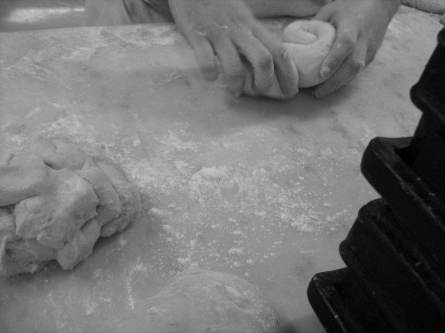 Shaping the Brioche