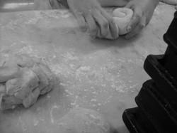 Shaping the Brioche