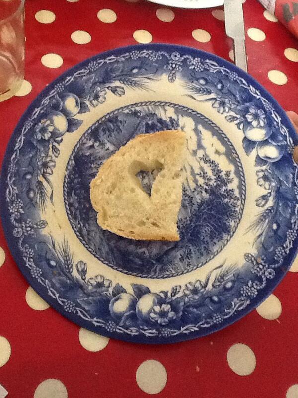 Romantic Bread