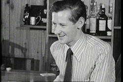 A very young Declan at Arbutus