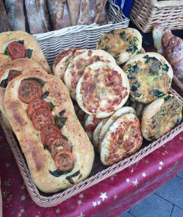 Tomato & Herb, Mini Pizzas