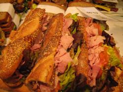 Sandwich Stall, English Market, Cork