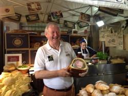 Ham in Hay