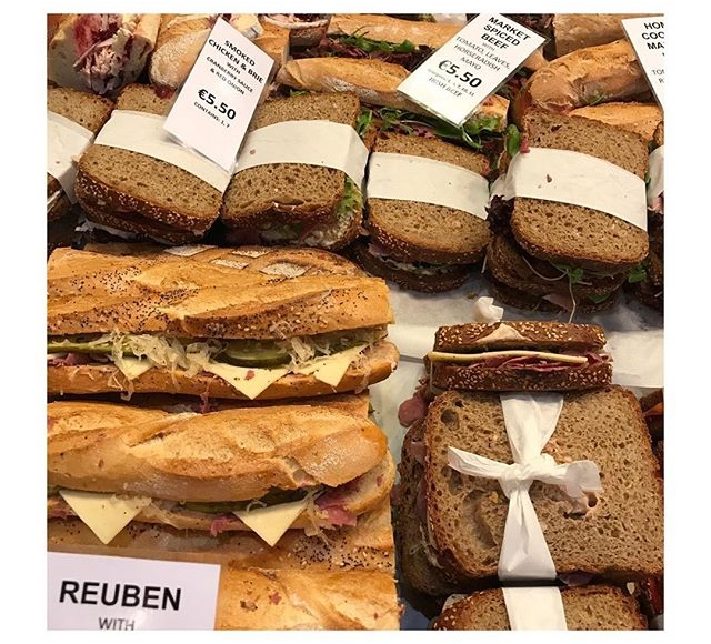 The Sandwich Stall