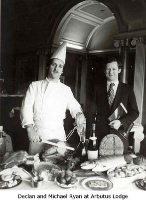 Declan & Michael Ryan Arbutus Lodge