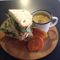 The Sandwich Club Washington Street