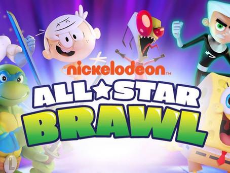 Nickelodeon All-Star Brawl  + Multiplayer