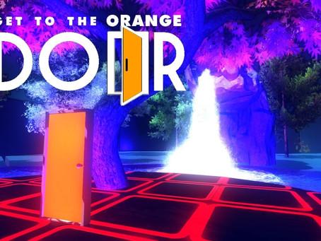 Get To The Orange Door [7182662]