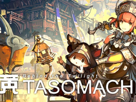 TASOMACHI - Behind the Twilight