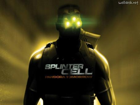 Tom Clancy's Splinter Cell Pandora Tomorrow 806MB/770MB  ( ENG|RUS) Toxic-Repacked