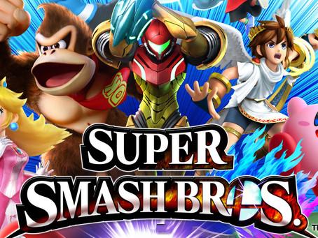 Super Smash Bros - Ultimate  [12.00 + Optional Updater & All DLCS]