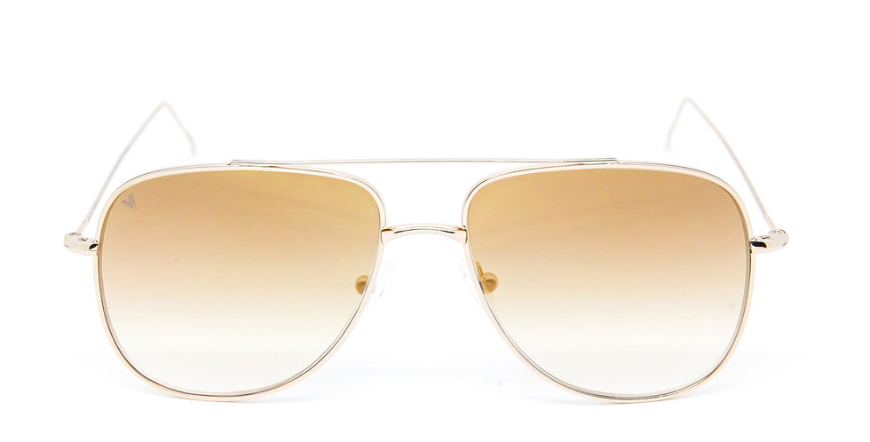 Danny C01 Shiny gold - gold zero flash lens