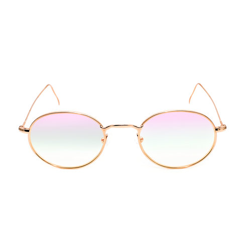 Lennon C04 Shiny Gold - Red Bubble Soap