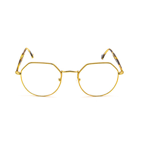 Woody C01 Gold and Striped Avana