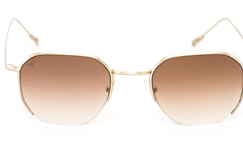 Emmy C03 Shiny gold - Gold flash zero lens