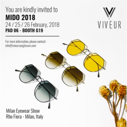 MIDO 2018-Milan