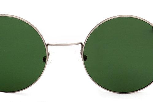 Brad C05 Silver matte gun - Green g15 zero lens
